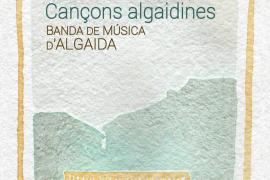 La Banda de Música d'Algaida presenta su disco