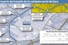 El Ajuntament estudia reducir la variante de Inca si el convenio lo permite