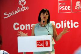 Armengol acusa al PP de poner Balears «en venta» con las privatizaciones