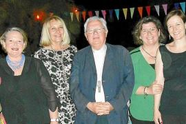Cena solidaria en la Fundació Natzaret