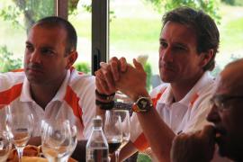 Alfonso Pérez Muñoz se incorpora al División de Honor del Mallorca