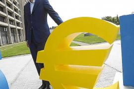 Los tipos de interés del Banco Central Europeo, bajos para Alemania