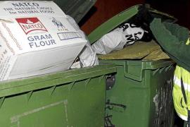 La huelga de basuras de Emaya amenaza con convertir Palma en un gran vertedero