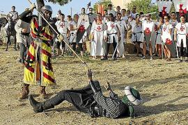 Dos actores representarán a Benhabet y al rey Jaume I