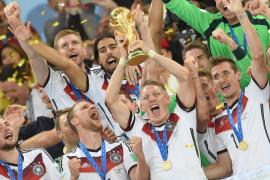 Selección alemana, Mundial Brasil 2014