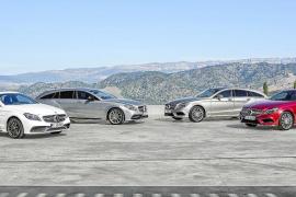 Mercedes-Benz CLS Coupé/CLS SB