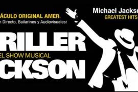 'Thriller-Jackson. El show musical'