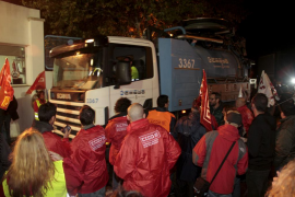 Desacuerdo total entre Emaya y los trabajadores a siete días de la huelga