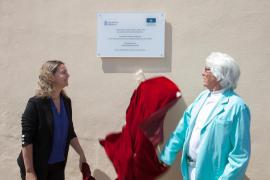 Salom y Miguel Fluxà inauguran las nuevas instalaciones de Ca l'Ardiaca