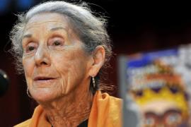 Fallece la Nobel de Literatura Nadine Gordimer a los 90 años de edad