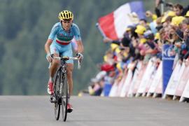 Nibali gana la etapa y recupera el mallot amarillo