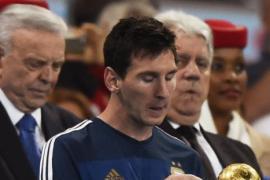 Maradona: «Messi no merecía el Balón de Oro»