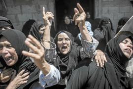 Egipto propone un alto el fuego entre Israel y Hamás a partir de hoy