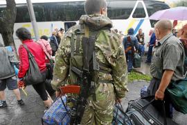 Crece la tensión fronteriza con Rusia tras el derribo de un avión militar ucraniano