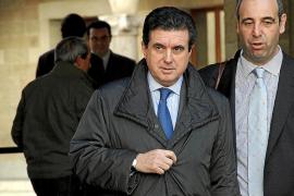 La Audiencia espera al Ministerio de Justicia para mandar a Matas a prisión