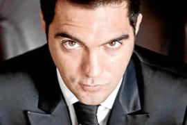 El 'crooner' David Sancho hace una parada en Palma con su swing