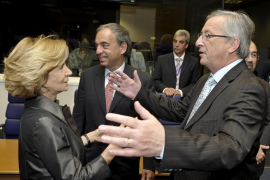 El eurogrupo pide más medidas de consolidación a España a partir de 2011