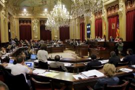 El Parlament celebrará dos plenos extraordinarios el 23 de julio
