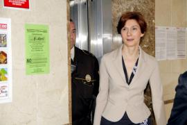 La Fiscalía pide la desimputación de Bel Oliver