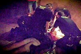 Un turista de 20 años, crítico tras caer desde el tercer piso de su hostal en Cala Rajada