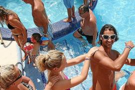 Los turistas del todo incluido gastan en Balears 2.500 millones