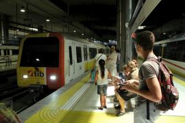 SFM informa que el servicio de tren y metro «se realiza normalmente»