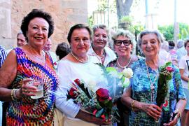Fiesta de cumpleaños de Lenita Seguí en Sóller