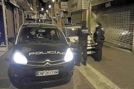 Los jueces ordenan a un grupo de ladrones alejarse del centro de Palma