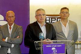 El PI y Coalición Canaria sellan una estrategia común ante el Gobierno central