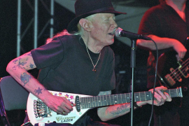 Muere el 'blues man' estadounidense Johnny Winter