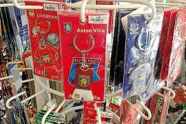 Desmantelan en Son Servera un taller de artículos falsos de la Premier League
