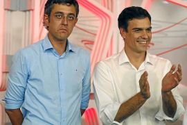 Madina dice 'no' a Pedro Sánchez