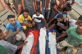Israel inicia una operación terrestre en Gaza tras diez días de bombardeos