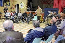 Podemos define su modelo en Mallorca con un debate abierto a la ciudadanía