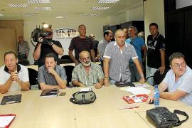 Los trabajadores de Emaya empujan al comité para que no desconvoque la huelga