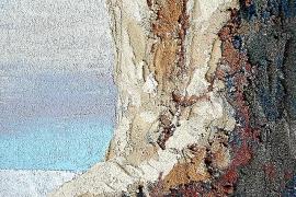 Joan Riera Ferrari descubre sus nuevos paisajes en la galería Dionís Bennàssar