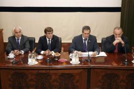 """Antich considera una """"buen primer paso"""" la inauguración de la ruta Palma-Moscú"""
