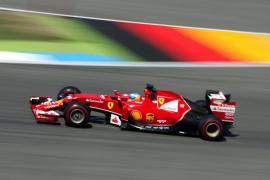 Fernando Alonso: «La séptima posición es buenísima»