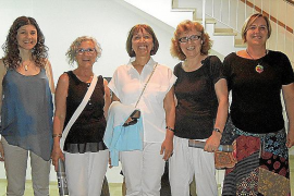 Muestra colectiva en Campanet