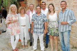 Cóctel de verano en el nuevo Santanyí Living