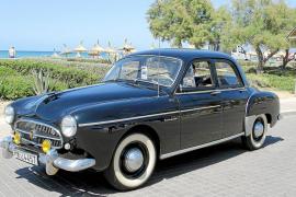 Renault Frégate, un lujo