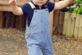 Prince George's first birthday