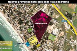 La Porciúncula será la zona de Mallorca con más hoteles de cuatro y cinco estrellas