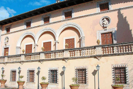 Lloseta insta al Consell a revisar la protección del Palau d'Aiamans
