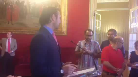 Bauzá dice que los ciudadanos de Balears son maltratados por el Gobierno central