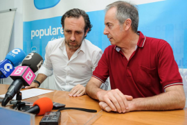 Bauzá pide perdón y no renuncia a que el PP siga gobernando en el Ayuntamiento de Ibiza