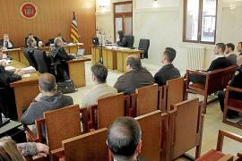 Condenado a seis años de cárcel el 'arrepentido' que traicionó a la fiscal