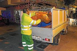 Felanitx saca a concurso la recogida de basuras puerta a puerta