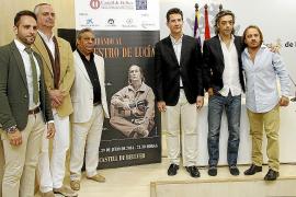 Multitud de artistas homenajearán a Paco de Lucía, «icono de la marca España»