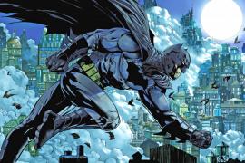 La pincelada isleña al universo Batman